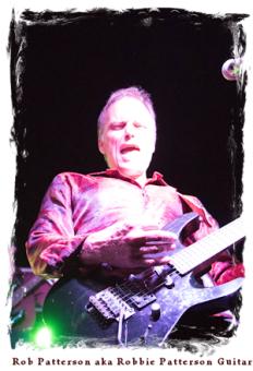 Rob Patterson aka Robbie Patterson Guitar